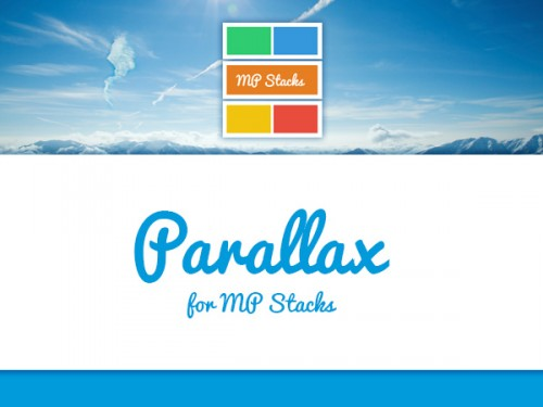 MP Stacks + Parallax