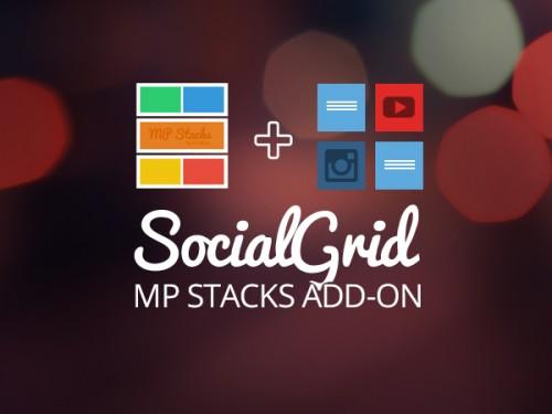 MP Stacks + SocialGrid